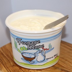 fromage blanc 500GRS