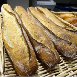 Baguette tradition - 250g